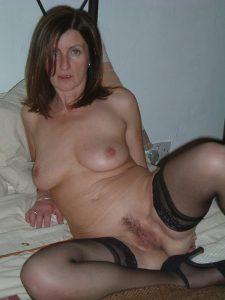 femme mature nu en image